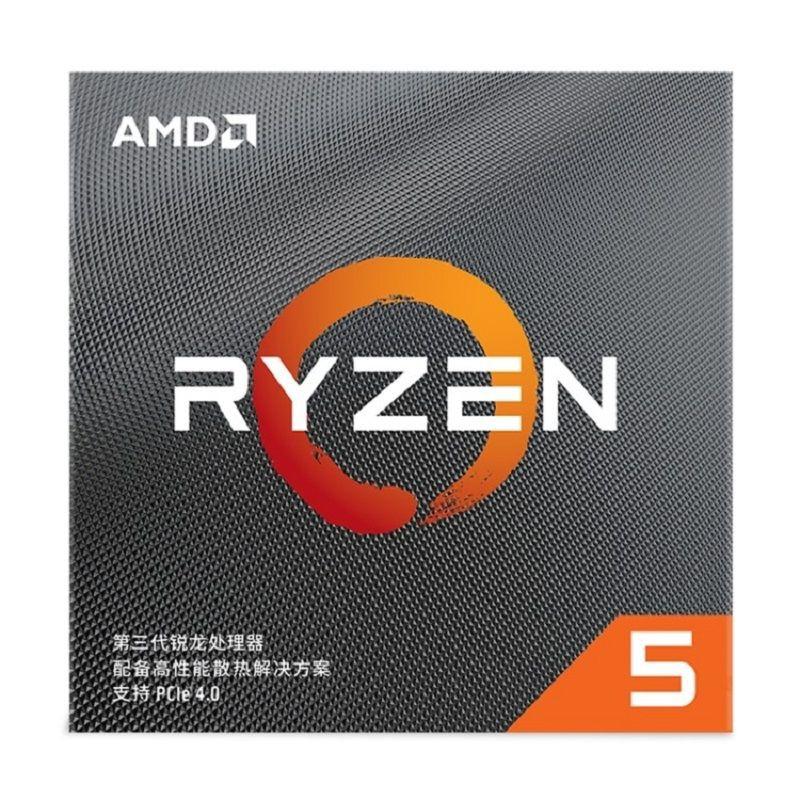 順豐AMD三代R9 3900X r7 3700x R5 3600 3600x散片cpu全新處理器#散片CPU处理器#