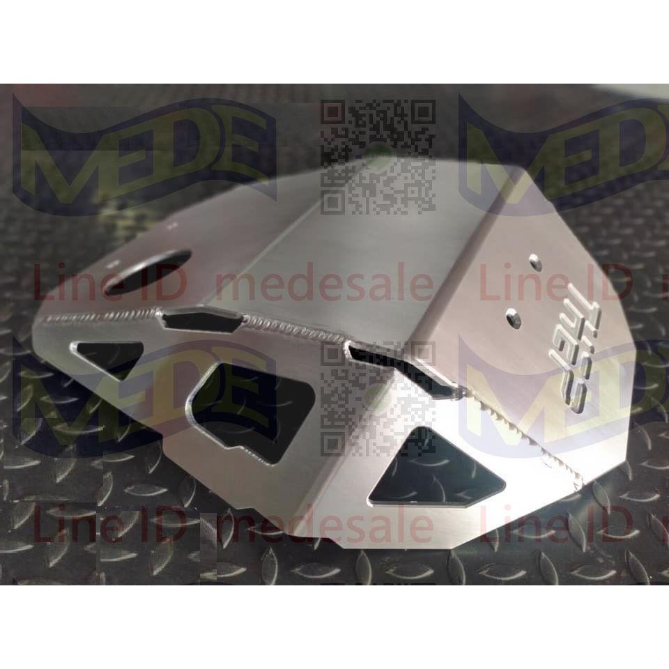 ~MEDE~ CRF 250L CRF250M CRF250LD 下護板 油底殼保護 下覆板 底殼保護 貨架 扶手