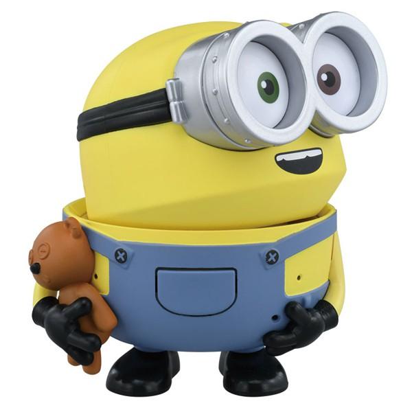Bello!Minion/Bob 小小兵 互動超萌機器人 互動機器人 蘿蔔+提姆