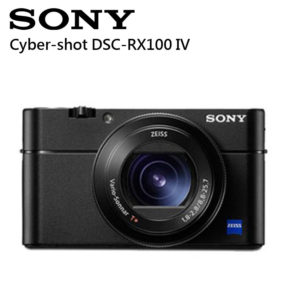 【Sony索尼】Cyber-shot DSC-RX100 IV(公司貨)相機