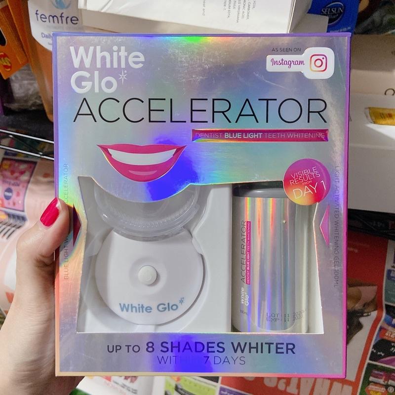 現貨-澳洲 White Glo 美白牙齒 藍光美白儀(無附電池)
