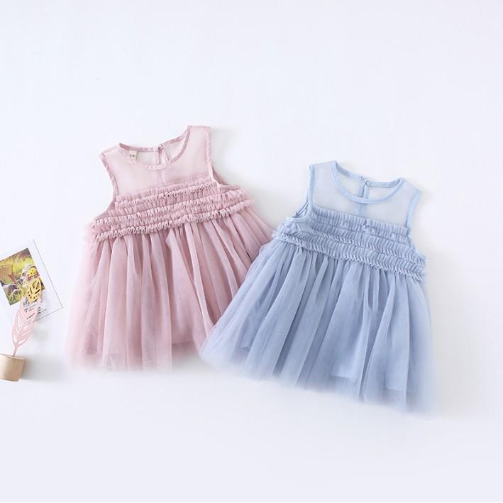 女童夢幻氣質公主洋裝 短袖洋裝 小童洋裝 女童洋裝 寶寶洋裝 女童連衣裙 女童連身裙【蘋果小舖】(MI) 1806 A7