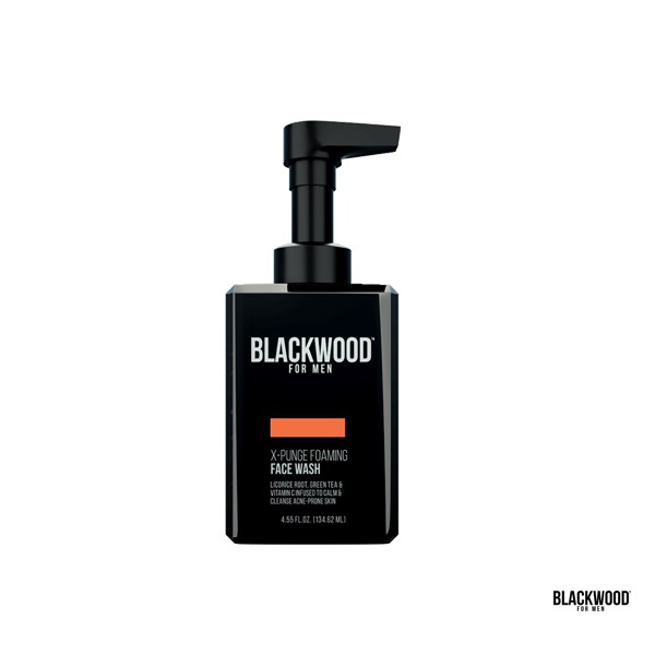 GOODFORIT/美國Blackwood X-Punge Foaming Face Wash甘草根蘆薈泡沫洗面乳