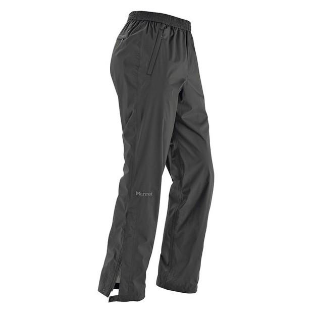 【Marmot】41240-0001 黑色 美國 男 PreCip 土撥鼠 防水雨褲