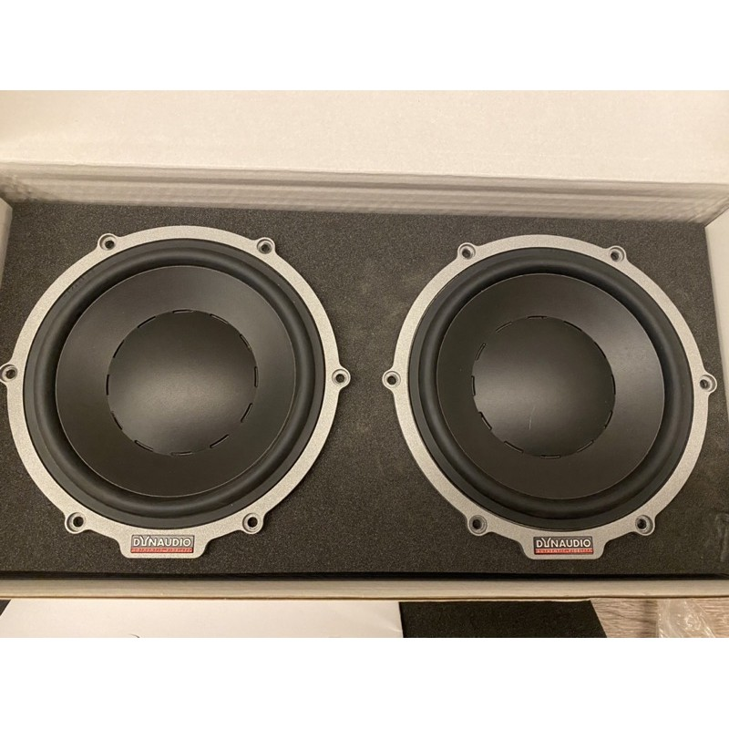 Dynaudio esotar 650 低音喇叭 喇叭 車用 高音質