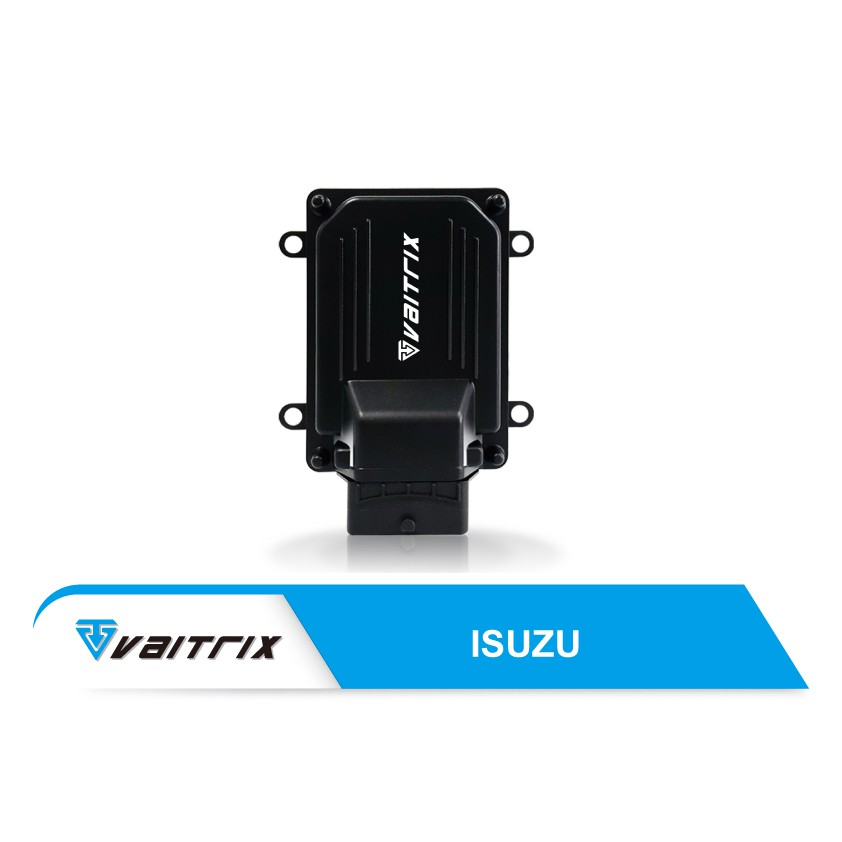 【VAITRIX】馬力提升動力升級可程式外掛ECU晶片電腦專家版適用於ISUZU