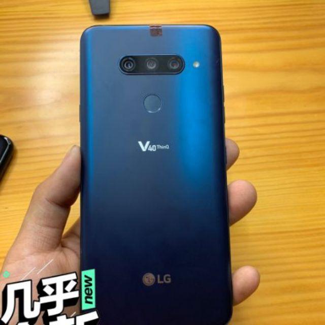 LG V40 8核/6G+64G/6.4吋/1600萬/單卡 福利機二手(/)