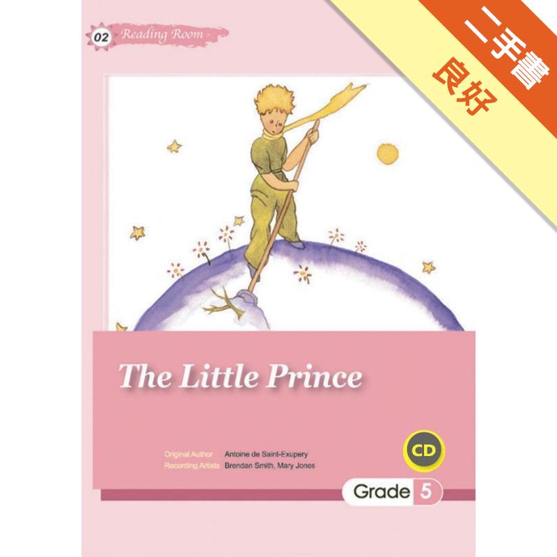 The Little Prince (25K+1CD) [二手書_良好] 1159
