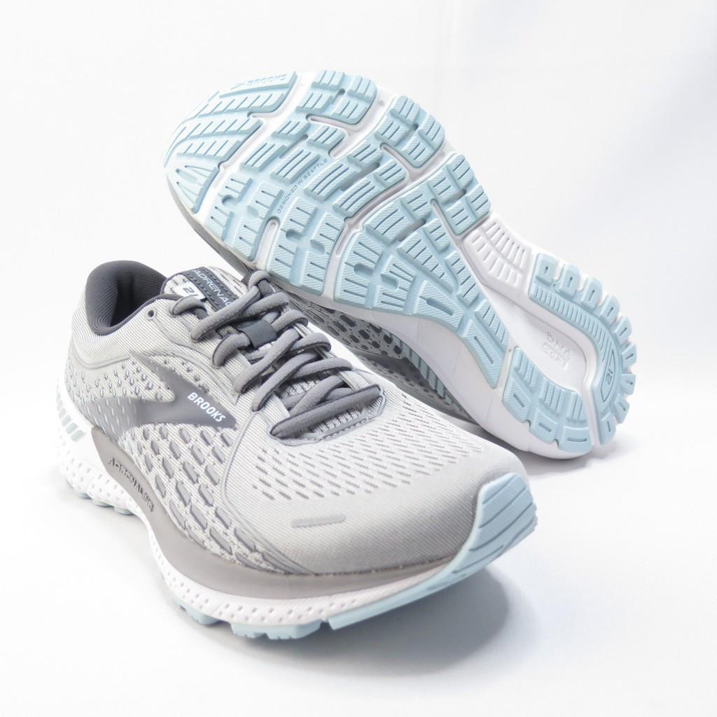 BROOKS GTS 21 女款 慢跑鞋 2E楦 1203292E061 灰【iSport愛運動】