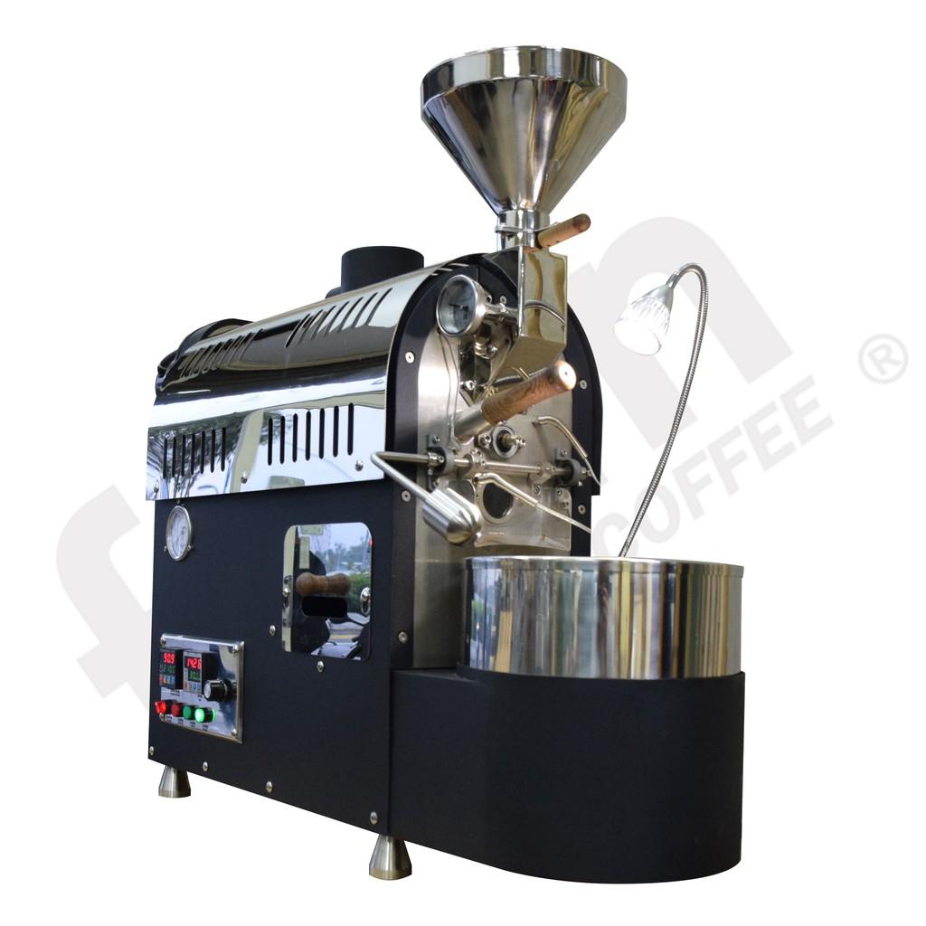 【JYR咖啡烘豆機】600g 烘豆機 直火 半熱風 變頻烘豆機 咖啡烘豆機