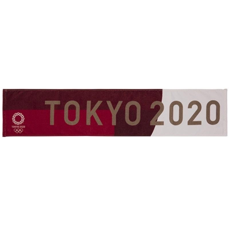東京奧運紀念品 長巾 保證正貨
