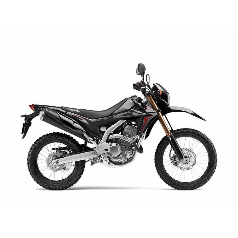 【Moto Dream】HONDA CRF250LD 2019 黑色