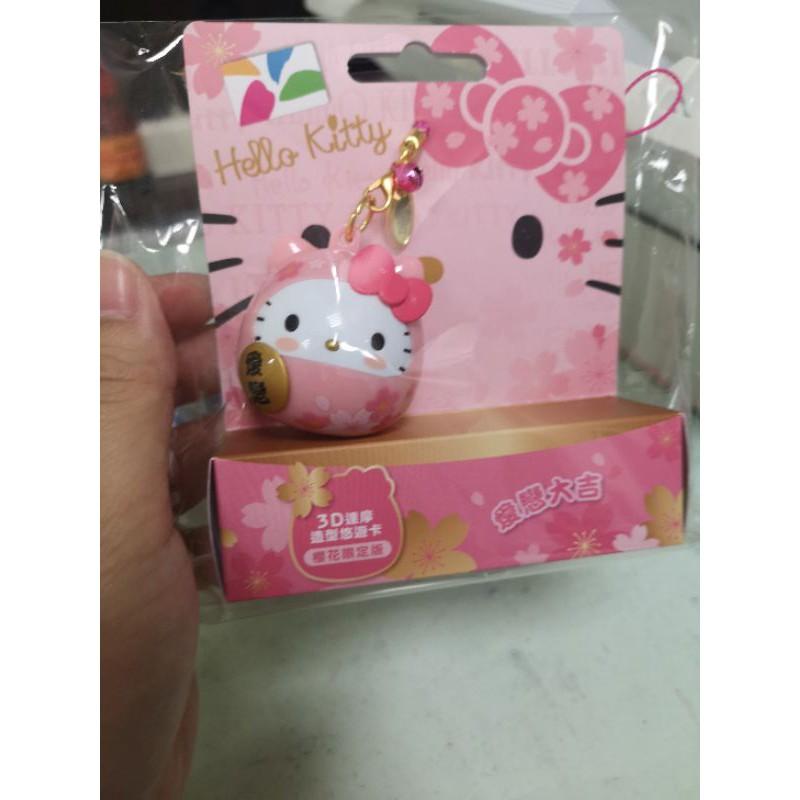 現貨 💖綠電鍋 icash💖Hello kitty達摩3D造型悠遊卡櫻花限定版💖拉拉熊悠遊卡