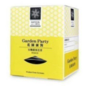 samova德國有機花茶  Garden Party 花園派對 - 有機蘋果花茶