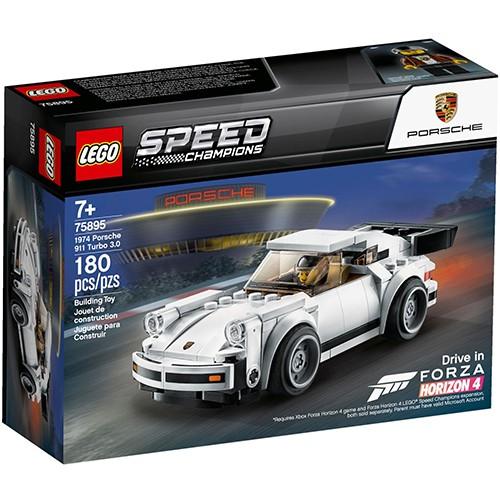 LEGO 樂高積木 SPEED 系列 75895 - 1974 保時捷 911 Turbo 3.0