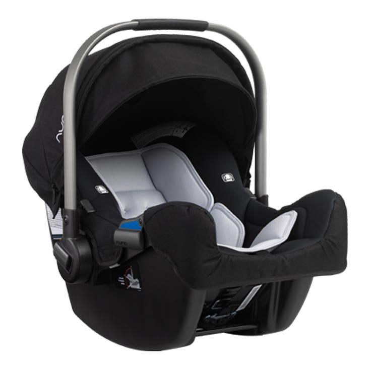 NUNA pipa 提籃+轉接器+新生兒內墊(內有實品照)
