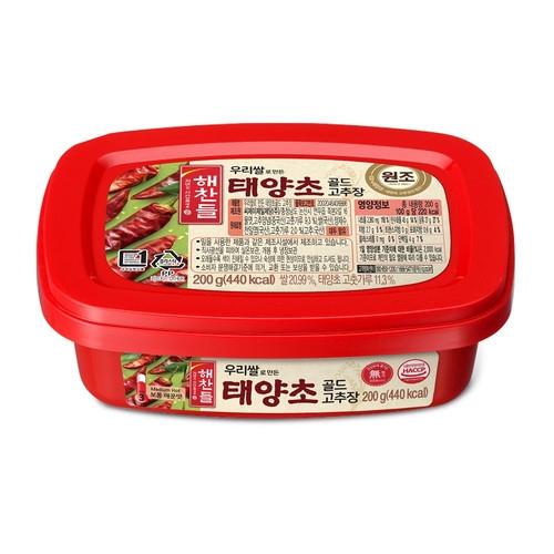 [CJ] 韓式辣椒醬 200g [韓國直送]
