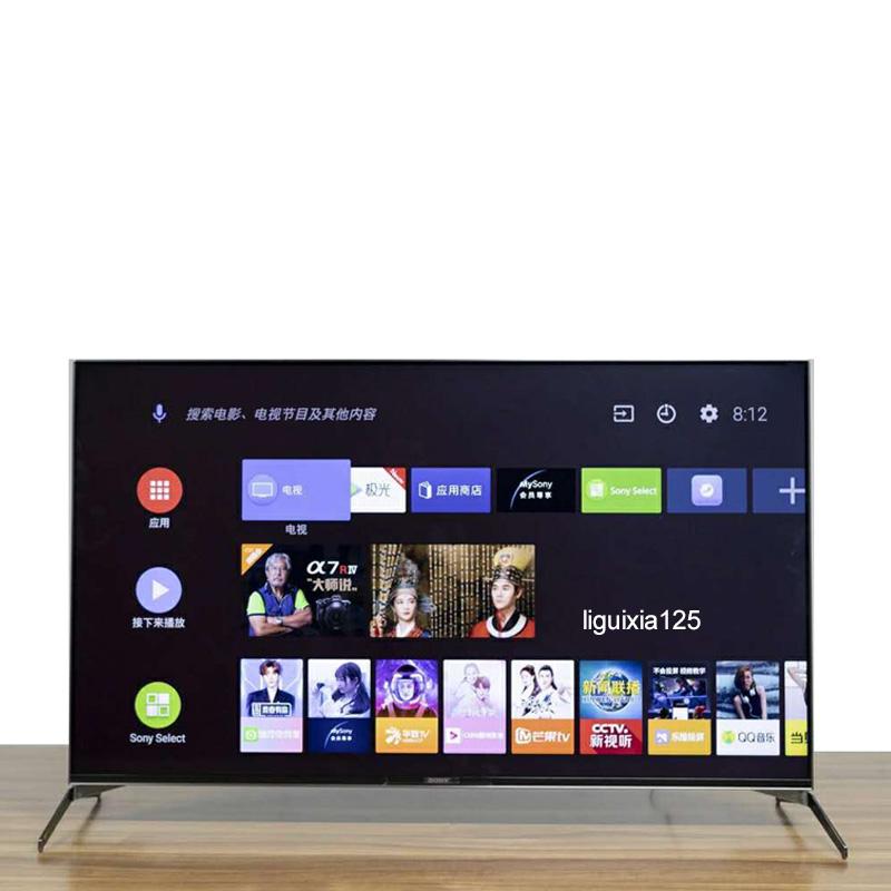 Sony/索尼 KD-65X9500G/65X9500H/ 75X8588G 65寸4K智能液晶電視