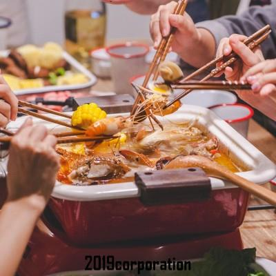 #搪瓷#餐具# 日式琺瑯搪瓷火鍋加厚家用雙耳木蓋方格平底關東煮湯鍋電磁爐燉鍋💖現貨熱銷A52