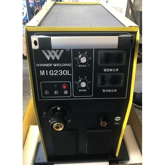 特價【中台工具】特價28 台灣製 上好牌 CO2 電焊機 焊機 焊接機 MIG230L