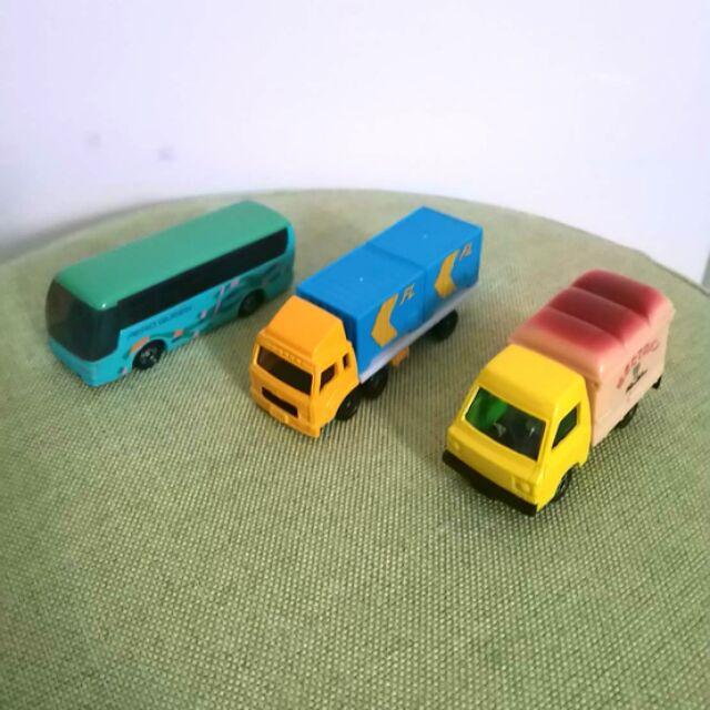 多美小汽車,tomica 麵包車 貨車 巴士 多美 絕版  FUSO MITSUBISHI FUSO TRUCK