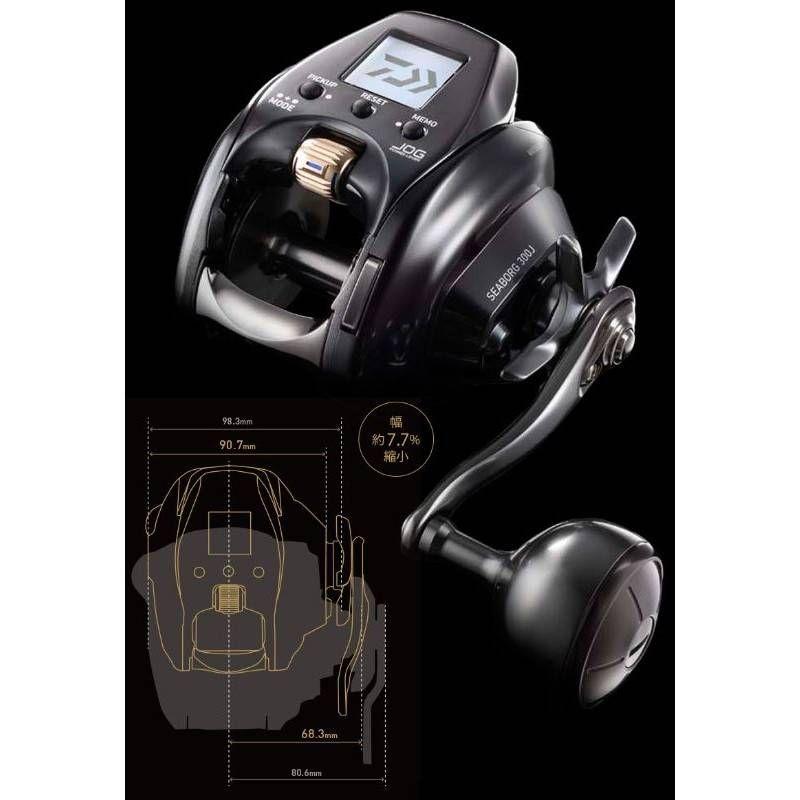臨海釣具 二館 24H營業 現貨供應 21年 DAIWA SEABORG 300J 電動捲線器/產品說明及規格請參考照片