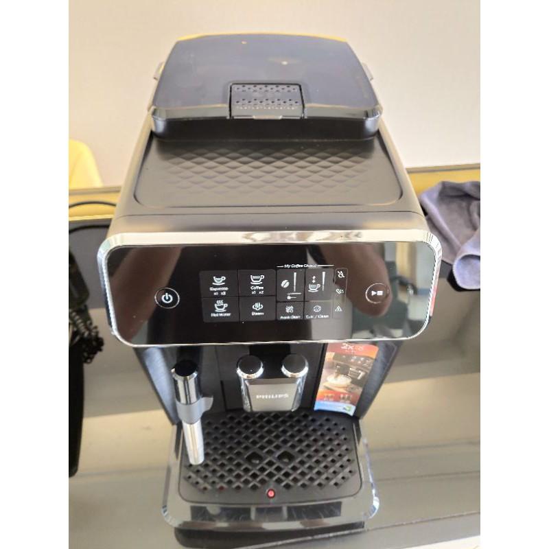 飛利浦全自動義式咖啡機 EP2220 以有人預定嘍!聊聊就不先回!感恩