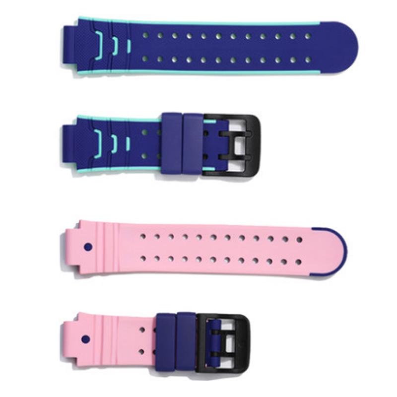 適用於小天才電話手錶Z5原裝軟膠錶帶Z5y小天才原裝錶帶