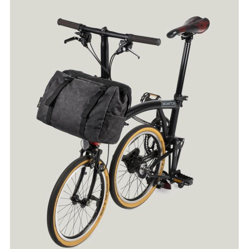 巡揚單車 -【沃坦】WOTANCRAFT BROMPTON PIONEER 拓荒者小布折疊車前包 L(不含車前架)