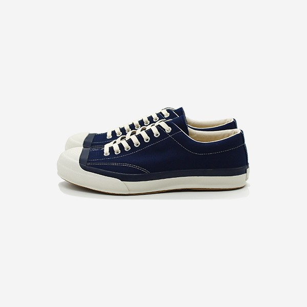 MOONSTAR - GYM COURT / NAVY 帆布鞋