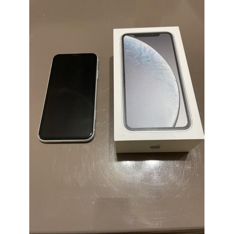 二手iPhone XR 64G白色