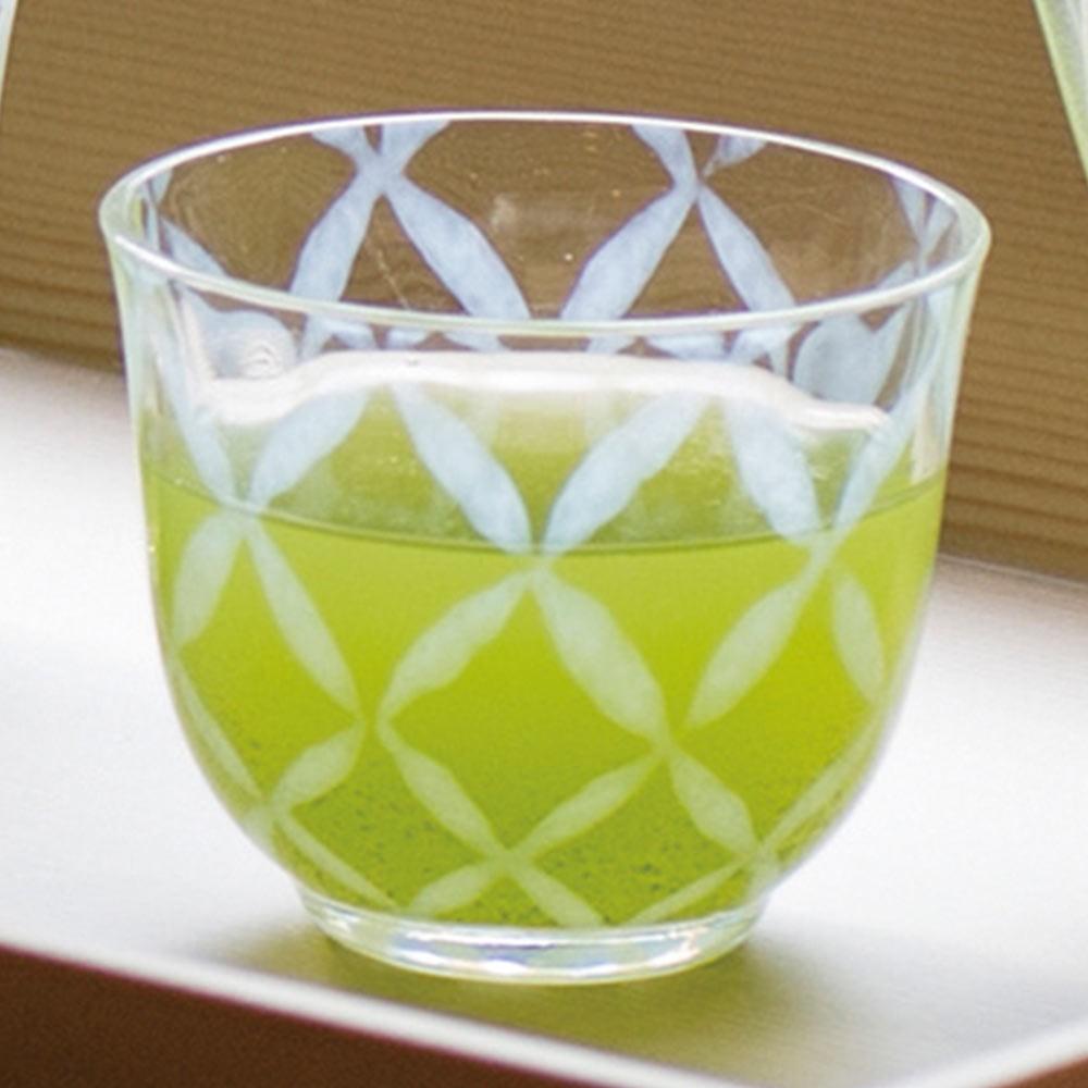 【日本 廣田硝子】 大正浪漫冷茶杯 140ml-共3款
