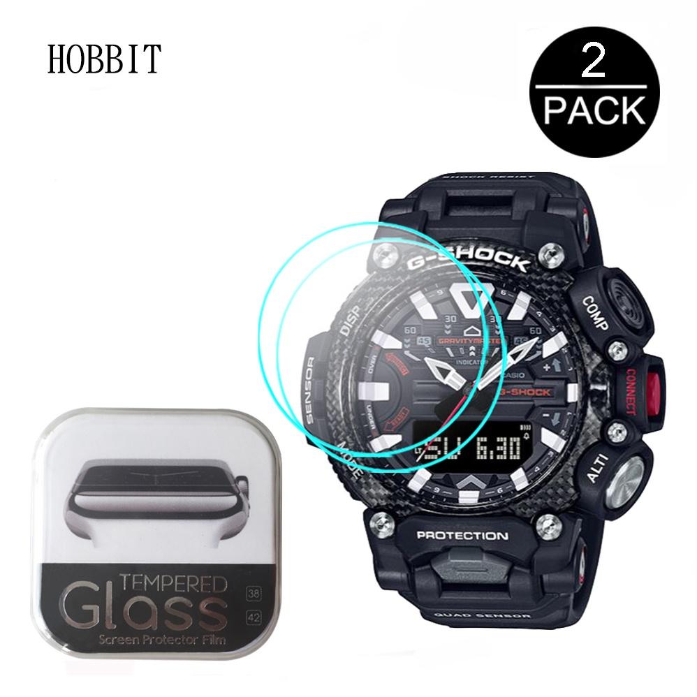 卡西歐 G-SHOCK GR-B200 1A 1A2 1A9 SmartWatch 屏幕的 2pcs 2.5D HD 透