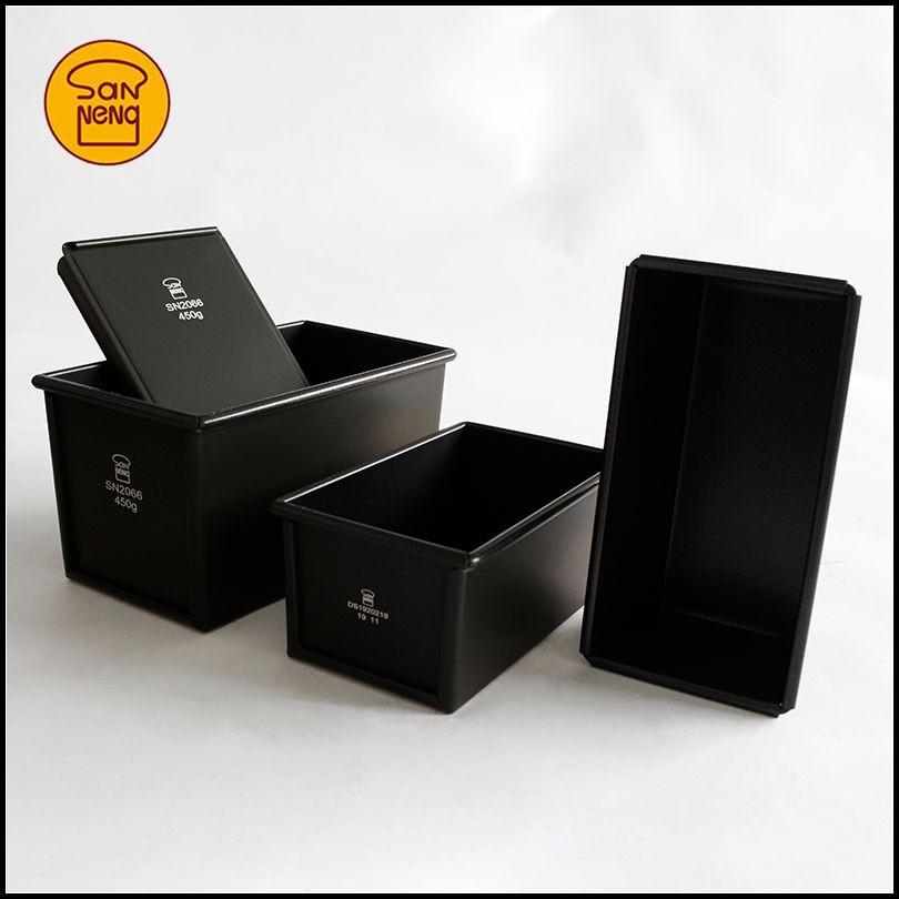 三能 低糖吐司盒 SN2066 12兩 450克/ SN2067 225克吐司盒 吐司模 不沾 烘焙工具~咕咕烘培~