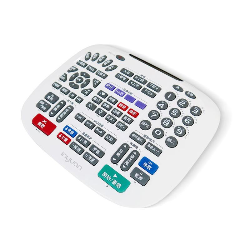 音圓 點歌機 伴唱機 大鍵盤 遙控器 IYR-102 適用機型:全系列 贈電池 歡迎來店詢問