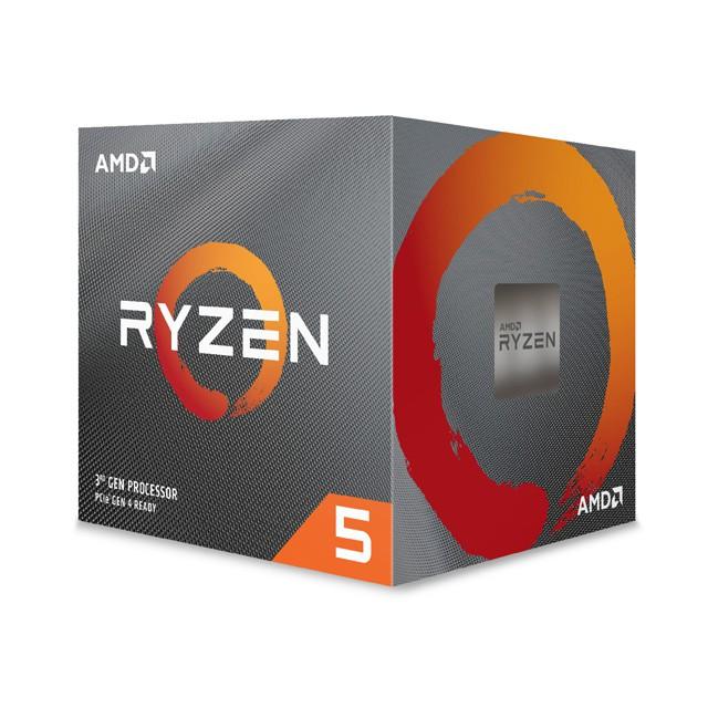 AMD Ryzen 5 3500X 中央處理器(R5-3500x)