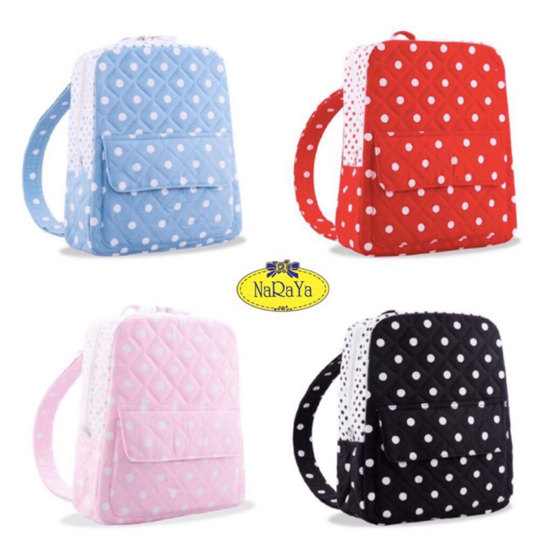 ♜現貨♖ 泰國 曼谷包 NaRaYa 粉紅 後背包 兒童背包 兒童 大人可背小背包 包包 書包 幼兒園 幼稚園