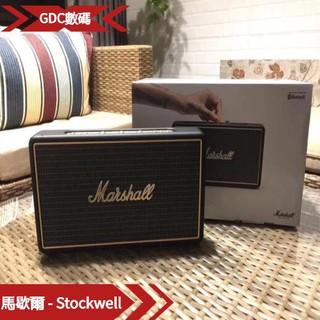 保固  馬歇爾 Marshall Stockwell 攜帶型 攜帶式藍芽喇叭 藍牙 無線 隨身音響 頂級音箱 【附皮套】 桃園市