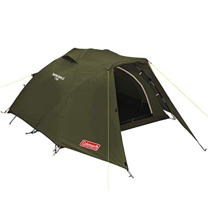 日本Amazon限定款 Coleman户外露營野餐旅遊 科勒曼圓頂帳篷LX 2~3人用帳篷