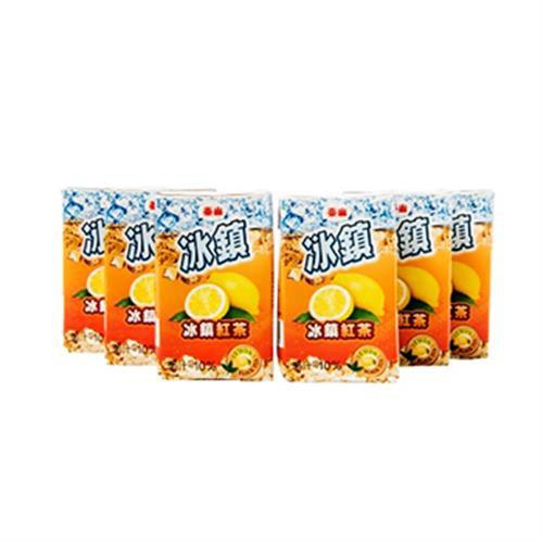 泰山 冰鎮紅茶(250mlX6包/組)[大買家]