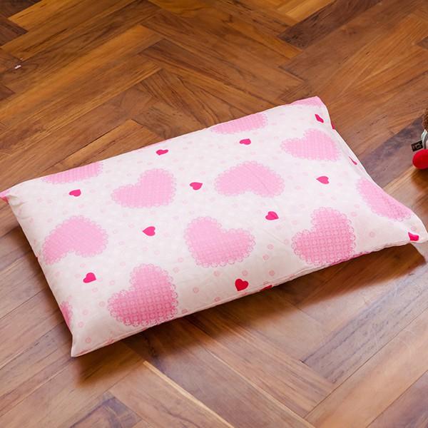 鴻宇 兒童乳膠枕 夢幻公主 防蹣抗菌 美國棉授權品牌 台灣製