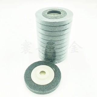 『寰岳五金』4吋(100M/ M) 灰色 平面不織布輪 菜瓜布輪 金屬石材拋光 手提砂輪機用 台中市