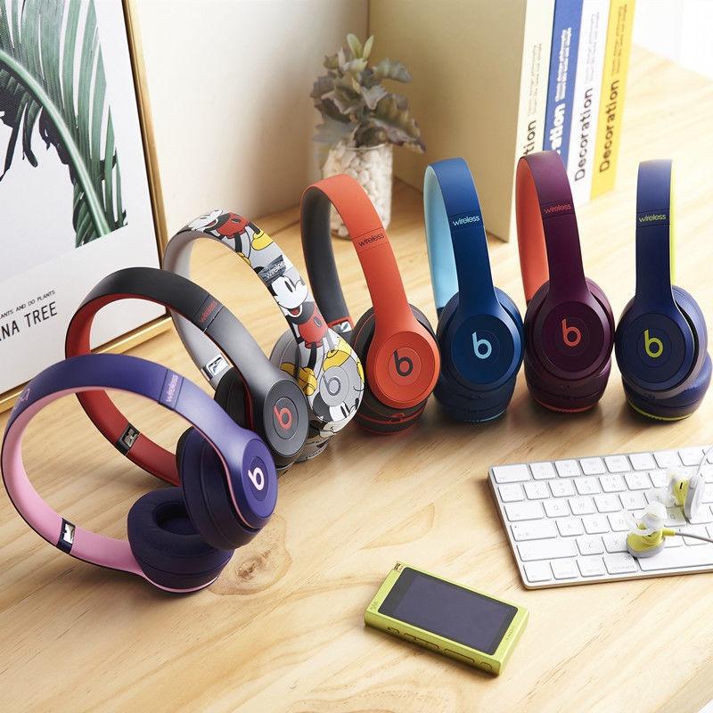 【現貨 免運】二手Beats Solo3 Wireless耳機無線藍牙頭戴式Solo2魔聲耳麥b魔音