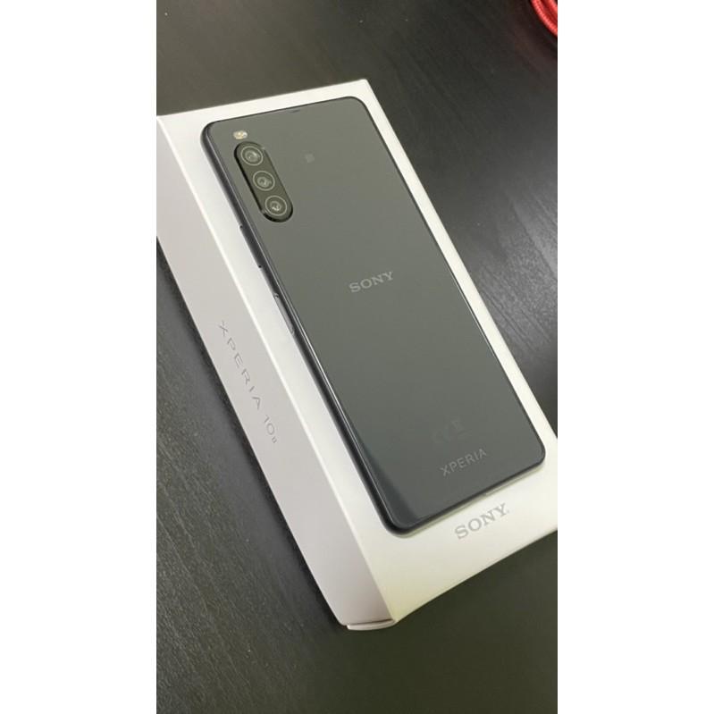 二手手機 Sony Xperia 10ii 二手 黑色 128GB