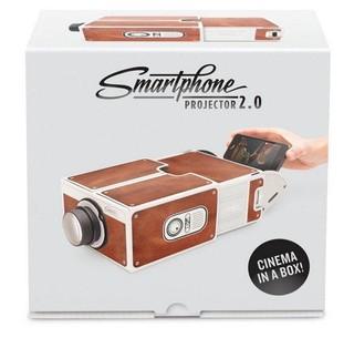 2015新二代手機投影儀機型智能免安裝版SmartPhone Projector2 手機投影機 小型家庭娛樂 手機投影機 臺南市