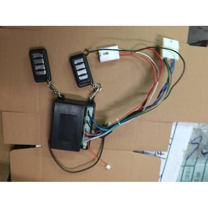 (柚子車舖) 日產 2006~2012 TIIDA 5門 防盜器 -可到府安裝 專用機 含速控功能