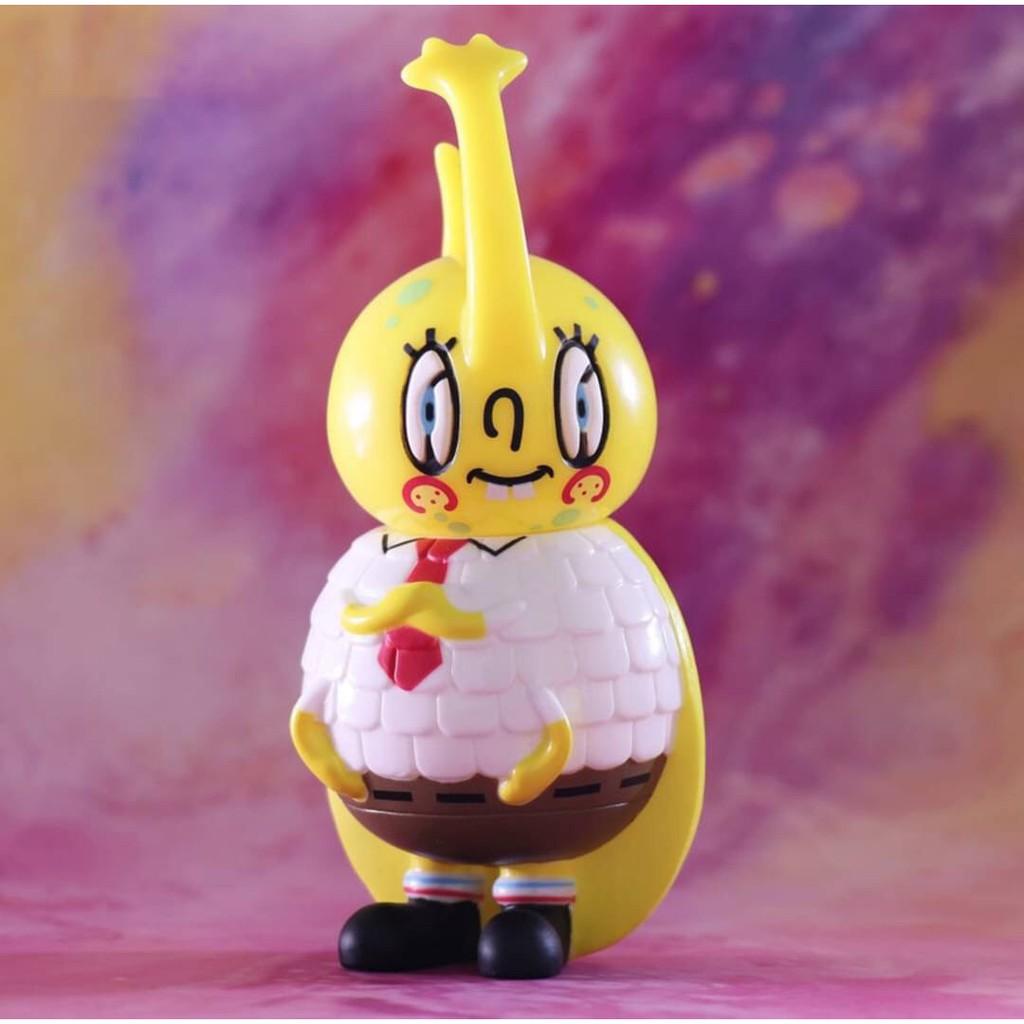 【Topone 玩具店】預購 UNBOX x Ryan Lee 海綿寶寶 獨角仙 MAKALELE 潮玩公仔