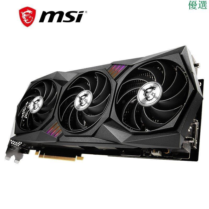 【數碼】微星MSI魔龍 GeForce RTX 3080 Ti GAMING X TRIO 12G