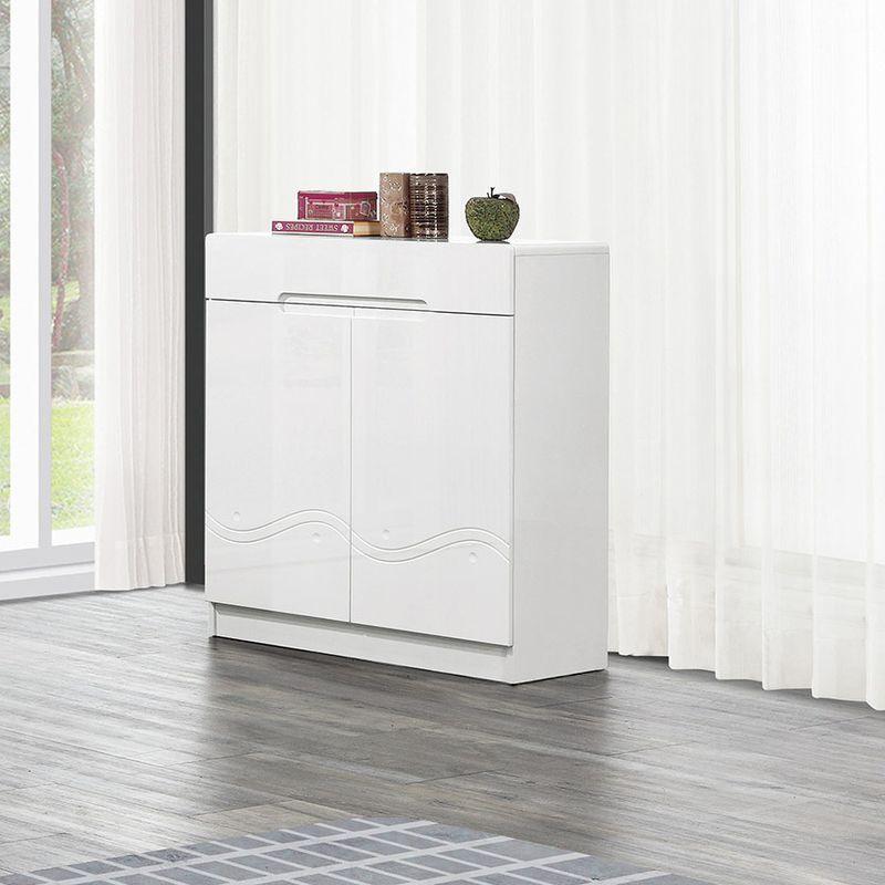 【GA517-5】美利亞2.5尺白色鞋櫃