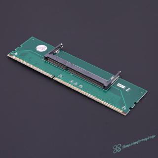 _Sv_實用1.5V DDR3 204針筆記本電腦SO-DIMM到台式機DIMM內存適配器>